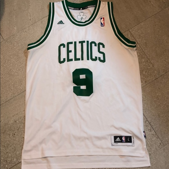new product 9da2a 04748 Rajon Rondo Boston Celtics stitched Jersey